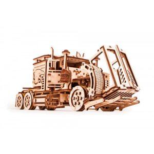 Дървен конструктор Big Rig