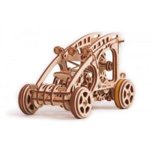 Дървен конструктор Buggy
