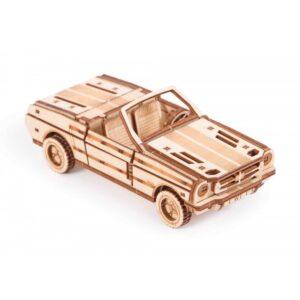 Дървен конструктор Cabriolet