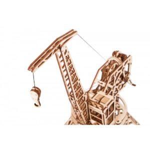 Дървен конструктор Crane