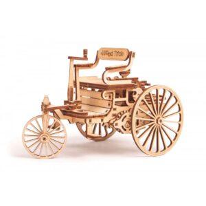 Дървен конструктор First Car