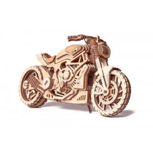 Дървен конструктор Motorcycle DMS