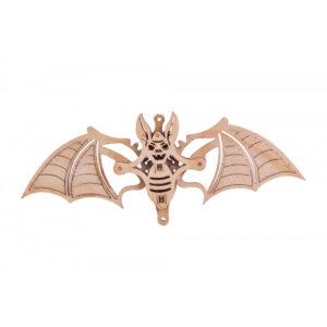 Дървен конструктор Woodik Bat