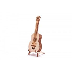 Дървен конструктор Woodik Guitar