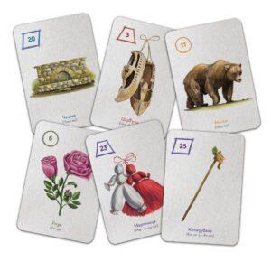 Българска игра с карти за деца