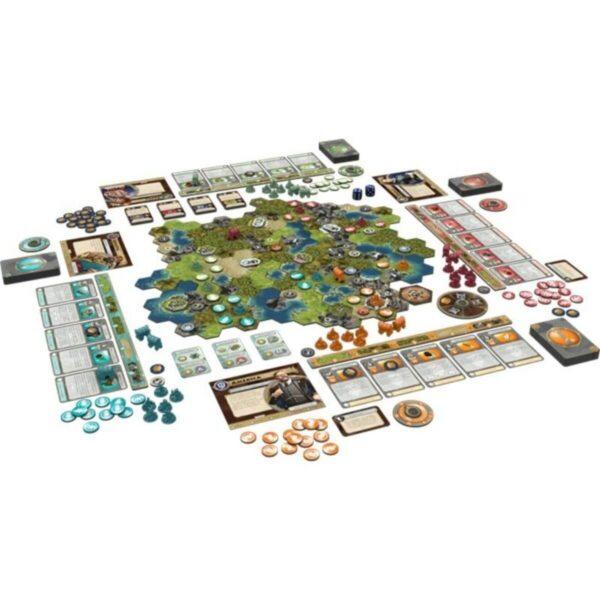 Цивилизация: Ново начало - компоненти