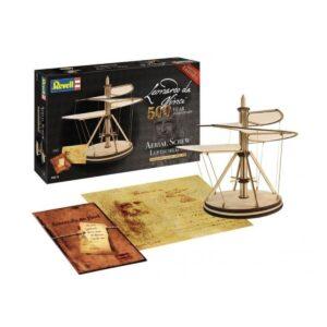 Дървен макет: Въздушен винт - компоненти