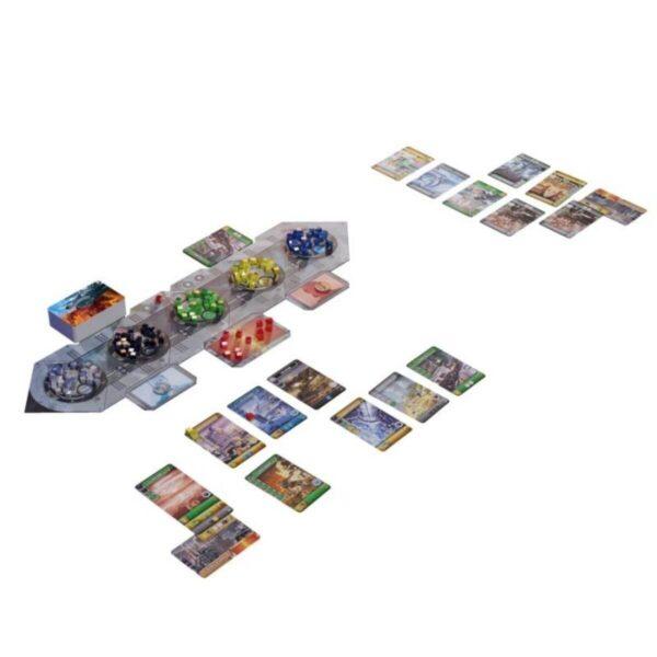 Един прекрасен свят - настолна игра - компоненти