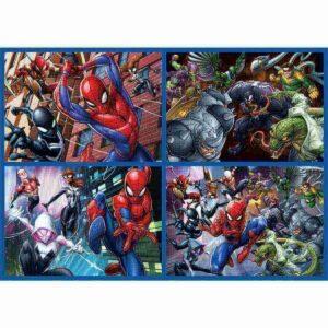 4 в 1 Спайдърмен - картина