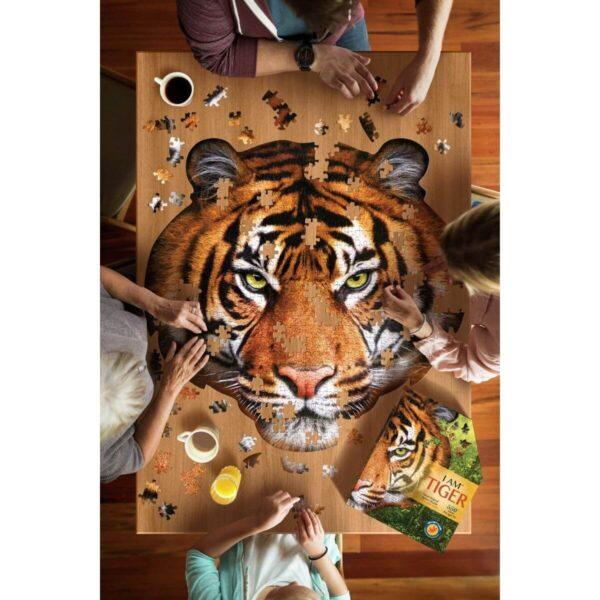 WOW пъзел - Тигър - 550 части