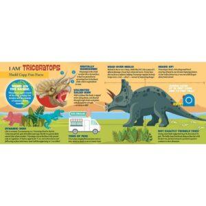 WOW пъзел - Трицератопс - интересни факти