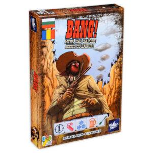 Bang! игра със зарова - настолна игра