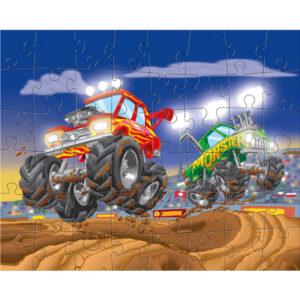 Детски пъзел Haba- Моторспорт - 3