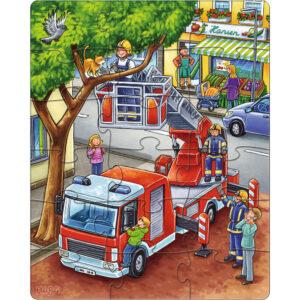 Пъзел Haba - Професии - Спешна помощ - 3