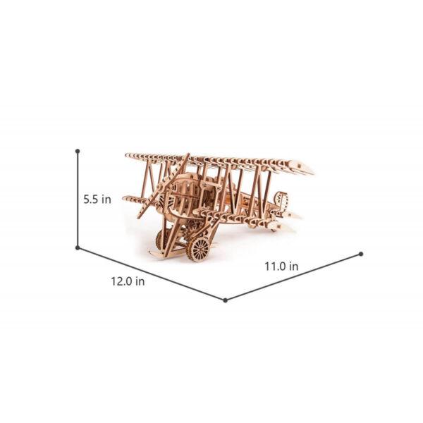 Wood Trick - Дървен конструктор - Plane - ,dp;e,r