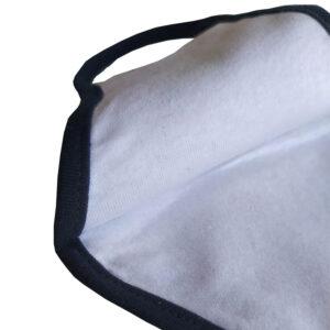 Памучна маска за многократна употреба