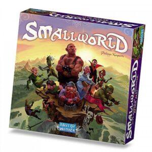 Small World - семейна настолна игра -