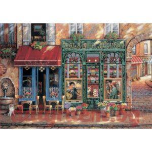 Пъзел Educa - Цветен рай -1500 части -картина
