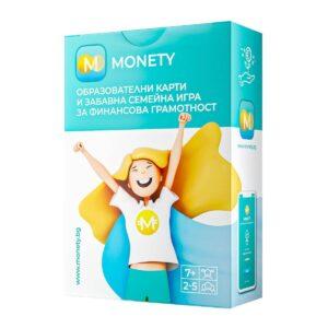 Monety - семейна образователна игра - кутия
