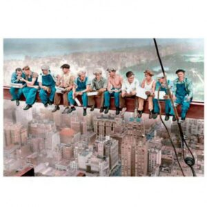 Закуска в Ню Йорк - картина - 1500 части