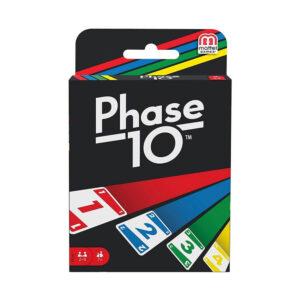 Phase 10 - настолна игра с карти - кутия
