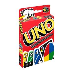 UNO - игра с карти - кутия