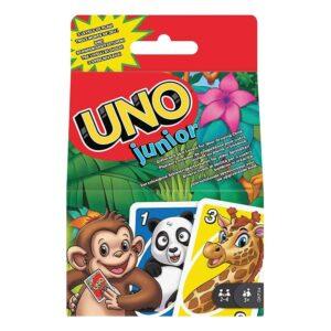 UNO Junior - игра с карти за деца - кутия