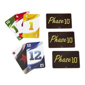 Phase 10 - настолна игра с карти - карти