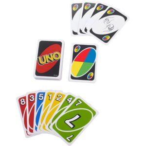 UNO - игра с карти - карти