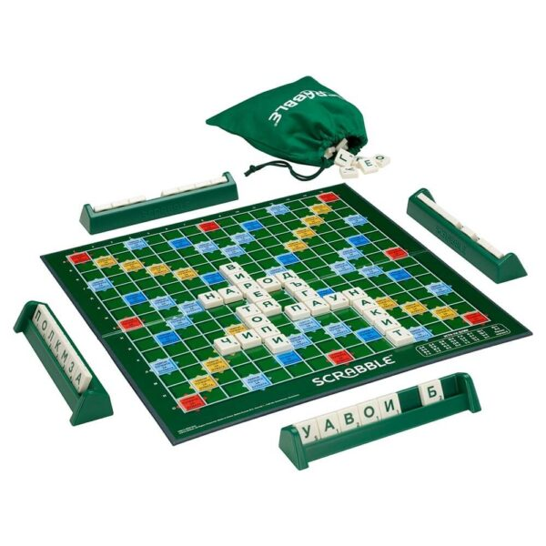 Scrabble - компоненти