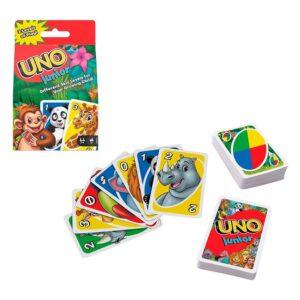 UNO Junior - игра с карти за деца - карти