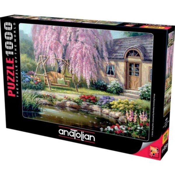 Anatolian - Къща край черешовата градина - 1000 части - кутия