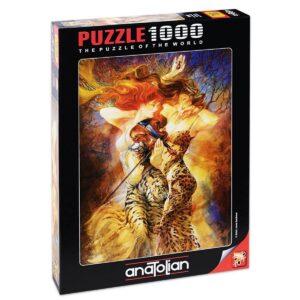 Anatolian - Откровение - 1000 части - кутия