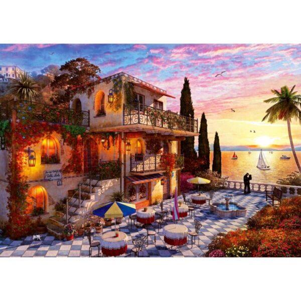 Anatolian - Средиземноморски романс - 3000 части - картина