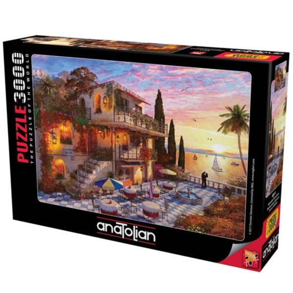 Anatolian - Средиземноморски романс - 3000 части - кутия