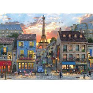 Anatolian - Улиците на Париж - 3000 части - картина