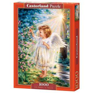 Castorland - Ангелско докосване - 1000 части - кутия