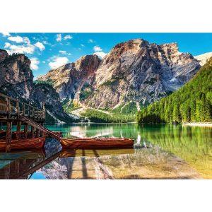 Castorland - Доломитите, Италия - 1000 части - картина