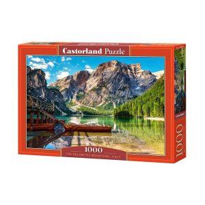 Castorland - Доломитите, Италия - 1000 части - кутия