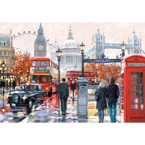 Castorland - Лондон - 1000 части - картина