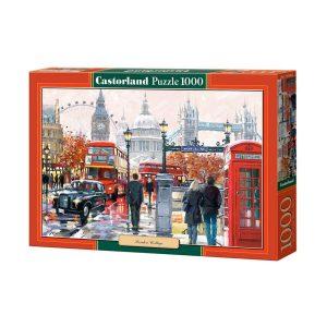 Castorland - Лондон - 1000 части - кутия