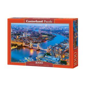 Castorland - Лондон от птичи поглед - 1000 части - кутия