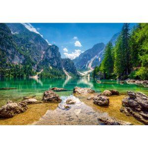 Castorland - Райско езеро - 1000 части - картина