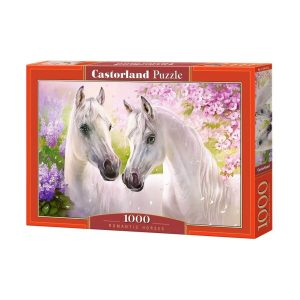 Castorland - Романтика между коне - 1000 части - кутия