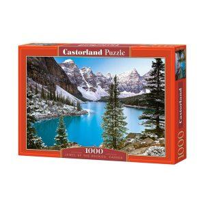 Castorland - Скалисти планини в Канада - 1000 части - кутия
