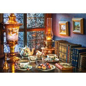 Castorland - Следобеден чай - 1000 части - картина