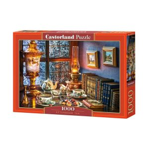 Castorland - Следобеден чай - 1000 части - кутия