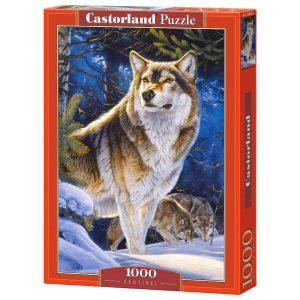 Castorland - Страж - 1000 части - кутия