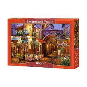 Castorland - Вечер в Прованс - 1000 части - кутия