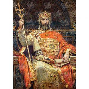Пъзел Цар Симеон Велики - 1000 части